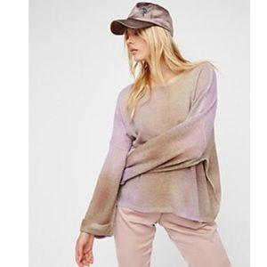 Free People Cashmere Pullover size M